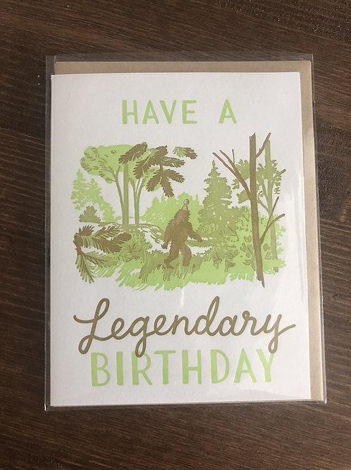 TTB2140 - LEGENDARY BIRTHDAY