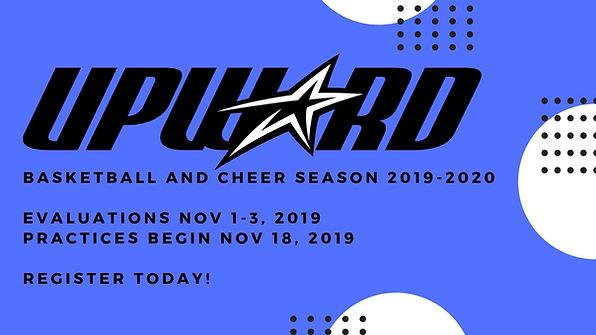 basketball and cheer season 2019-2020 ev
