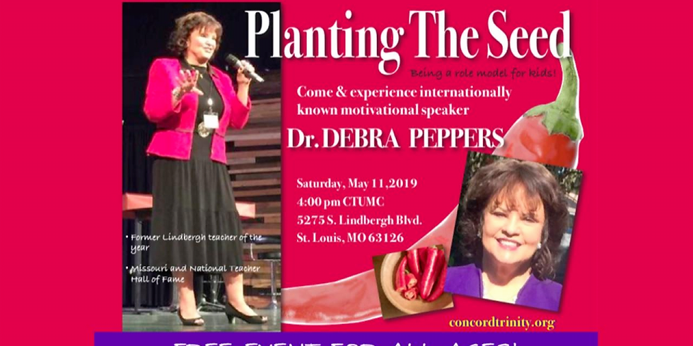 Planting the Seed - Dr. Debra Peppers