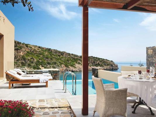Daios Cove Private Pool