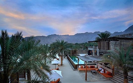Oman: Six Senses Zighy Bay