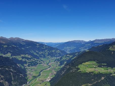 Urlaub in Zeiten wie diesen: Österreich, Zillertal