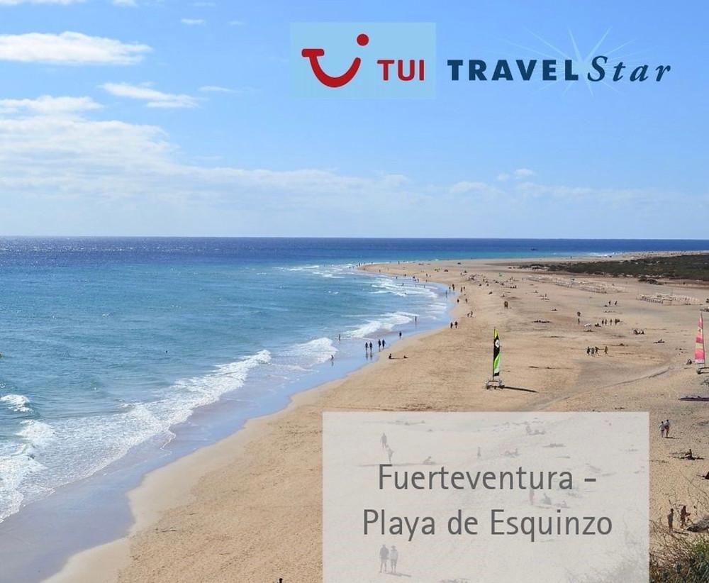 Strand Urlaub Fuerteventura