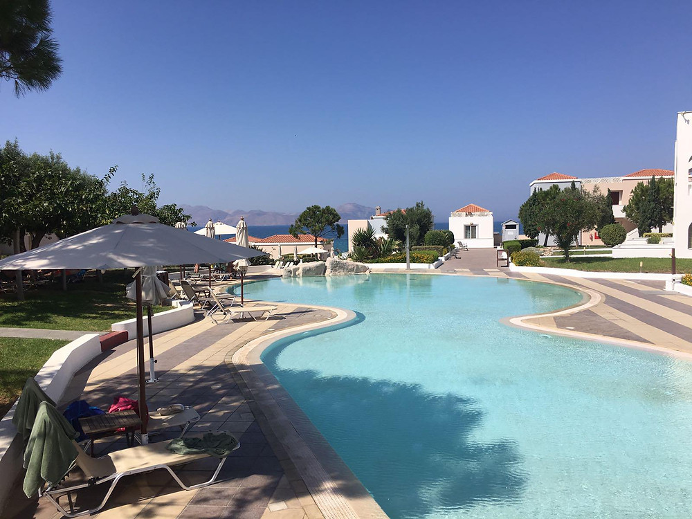 Pool Magic Life Marmari Palace