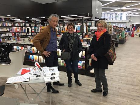 Dédicace du roman Promenade autour d'Hoan Kiem de Philippe Mary à Marmande