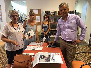 Roman Promenade autour d'Hoan Kiem de Philippe Mary à Beynost 29-06-2019
