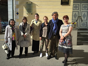 Roman Promenade autour d'Hoan Kiem de Philippe Mary en Estonie