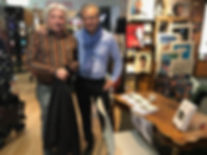 """Philippe Mary, auteur du roman """"Promenade autour d'Hoan Kiem"""" en dédicace à Agen"""