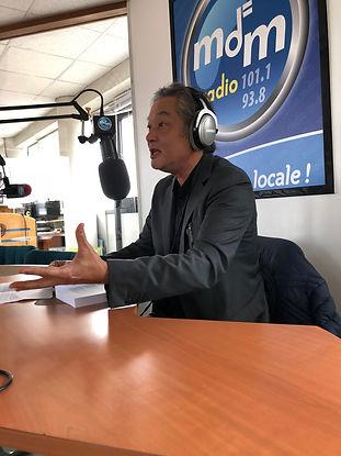 Radio MdM Promenade autour d'Hoan de Philippe Mary