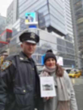 Roman Promenade autour d'Hoan Kiem de Philippe Mary à New York