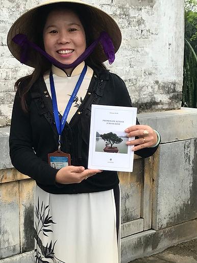 Promenade autour d'Hoan Kiem de Philippe Mary à Hué au Vietnam