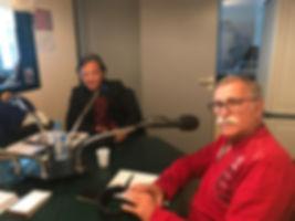 Roman Promenade autour d'Hoan Kiem, interview de Philippe Mary à CFM radio 47