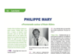 Article de Ze Mag roman Promenade autour d'Hoan Kiem de Philippe Mary
