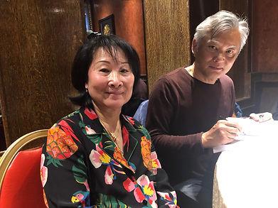 Roman Promenade autour d'Hoan KIem de Philippe Mary à Paris le 3 mars 2019