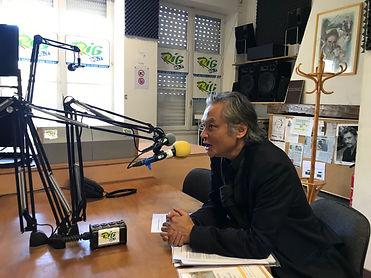 Emission radio RIG sur roman Promenade autour d'Hoan Kiem de Philippe Mary