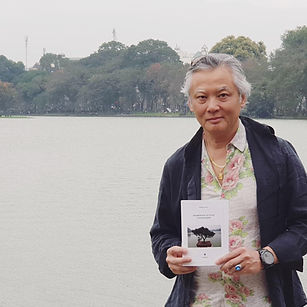 Promenade autour d'Hoan Kiem de Philippe Mary à Hoan Kiem-Hanoi-Vietnam