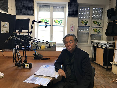 Emission RIG sur roman Proemand autour d'Hoan Kiem de Philippe Mary