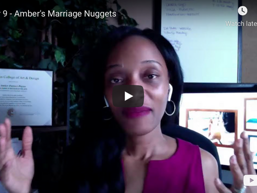 Year 9 - Marriage Nuggets