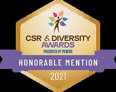CSR & Diversity Award