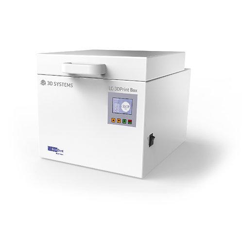LC-3D PrintBox UV Post-Curing Unit