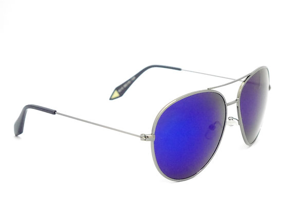 Rimmie Blue Mirror Sunglasses