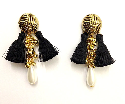 Cheng Tassel Earrings