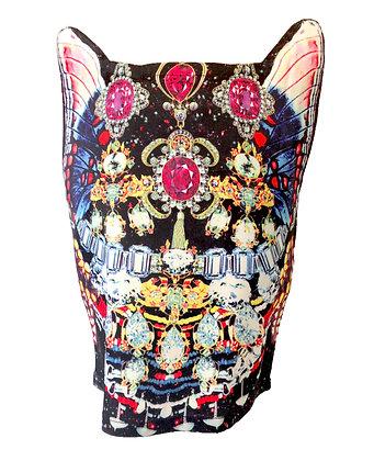 Flash Digital Print Skirt