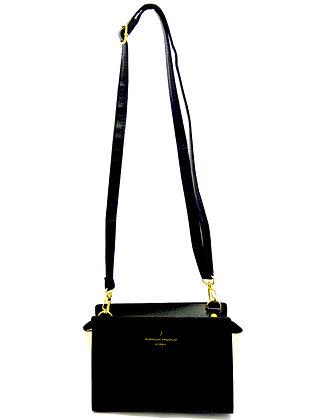 Comm Black Mini Bag