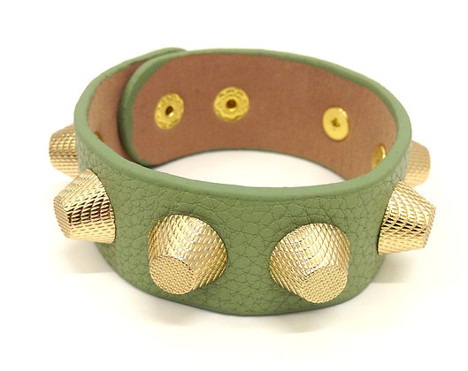 Bali Leather Bracelet