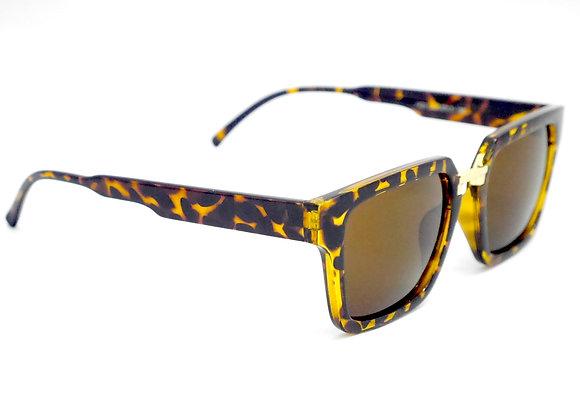 Neyi Leopard Sunglasses