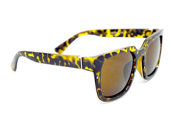 Didi Leopard Sunglasses