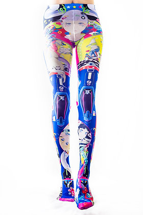 Five Dimensional Tights
