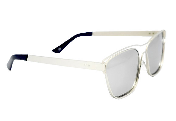 March Silver Sunglasses