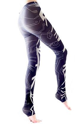 Inner Net Footless Tights