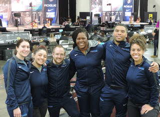 CHFP Athletes Set American Records at American Open Finals