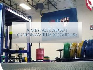 CHFP Closed Temporarily Due to Coronavirus