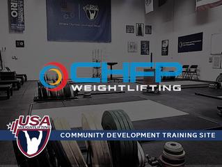 CHFP Renews Designation as USAW Community Development Training Site for 2020
