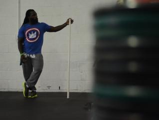 Olympian Kendrick Farris coming to CHFP