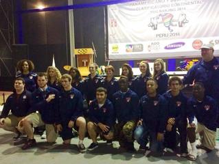 Team USA, Bradley shine at Youth Pan Ams