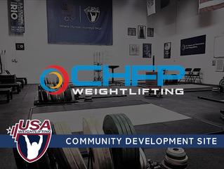 CHFP named USAW Community Development Training Site
