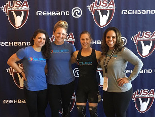 Report: 2017 USAW National Championships