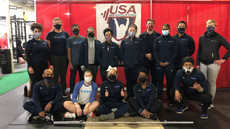 CHFP Squad Begins 2021 Competition Season at Rosedale Open