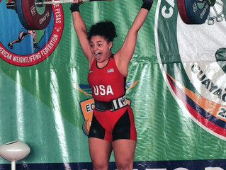 Owens becomes Youth Pan Ams Champion!