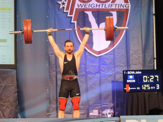 Lifters excel at American Open