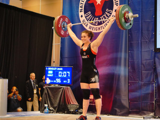 Lifters shine at Master World Cup, Nationals
