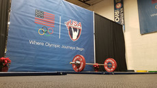 Medals and PRs collected at Virtual Senior/Youth Nationals, AO Finals