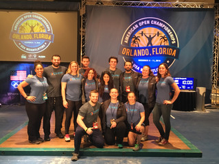 Meet Report: 2016 American Open
