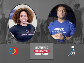 Camargo Confirmed as Guest Coach for 2016 Weightlifting Mini Camp