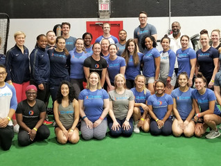 CHFP Weightlifting Brings Large Squad to B&R Open