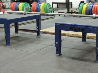 CHFP Launches Open Weightlifting Workouts
